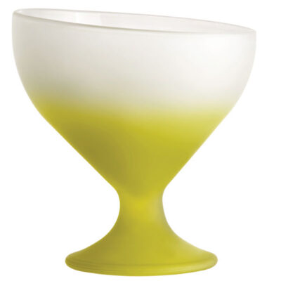 Cupa de inghetata 36cl CALIFORNIA-verde