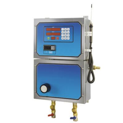 Dozator apa pentru preparare aluat, din inox, 50 litri