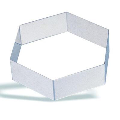 Forma hexagonala, 200mm