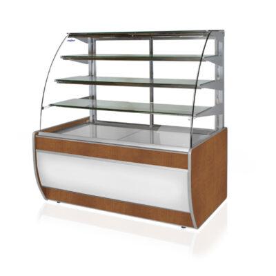 Vitrina frigorifica pentru cofetarie/patiserie 1390mm
