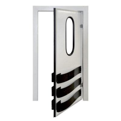 Usa batanta de separare a camerelor frigorifice, 800x2000mm