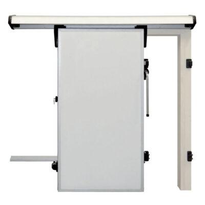 Usa glisanta pentru camere de congelare, 800x1800mm