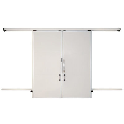 Usa dubla glisanta pentru camera frigorifica, 800x1800mm