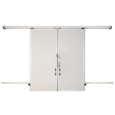 Usa dubla glisanta pentru camera frigorifica, 2200x2000mm