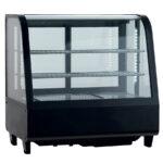 Vitrina frigorifica cu geam culisant, 100 litri 1
