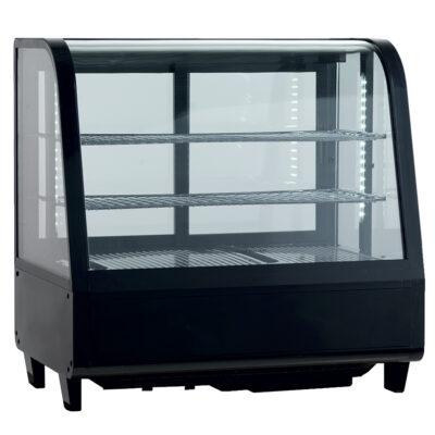 Vitrina frigorifica cu geam culisant, 100 litri