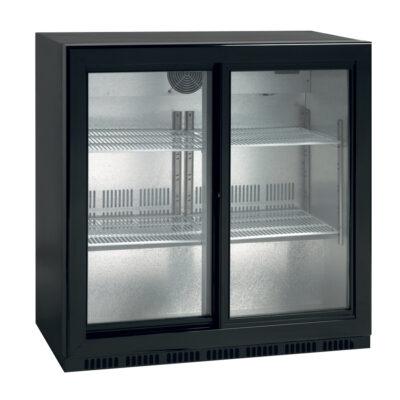 Vitrina frigorifica cu 2 usi, 207 litri