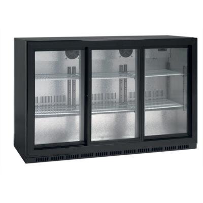 Vitrina frigorifica cu 3 usi, 335 litri