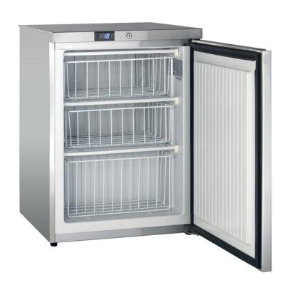 Mini congelator din inox, 115 litri