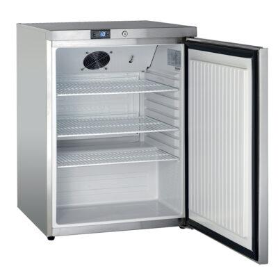 Mini frigider din inox, 145 litri