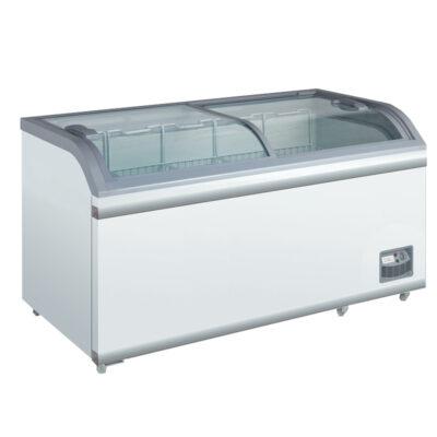 Lada frigorifica/congelare pentru inghetata, 595 litri