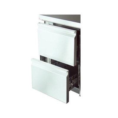Set 2 sertare pentru masa frigorifica