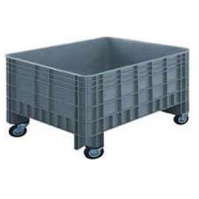 Carucior pentru transport gheata 300kg