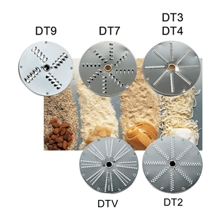 Disc tip razatoare pentru mozzarella 9mm
