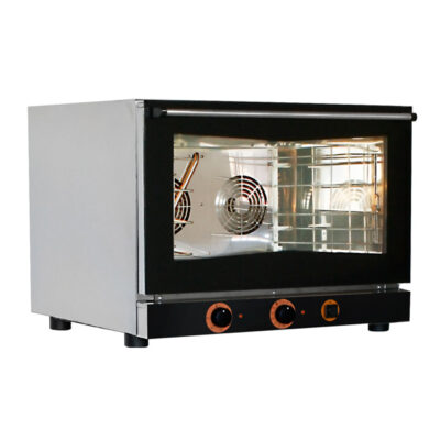 Cuptor electric cu convectie, 4 tavi GN1/1 sau 600x400mm