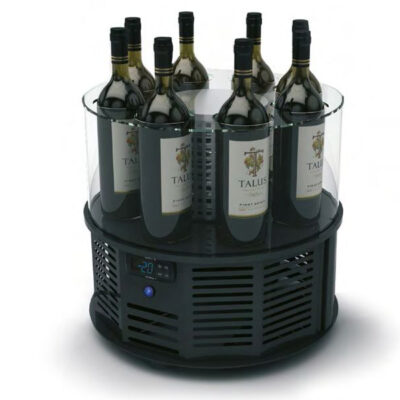 Vitrina frigorifica pentru vin ALEGRIA, 8 sticle
