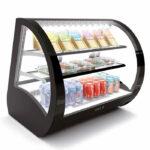 Vitrina frigorifica pentru cofetarie/patiserie VELA, 800x700mm