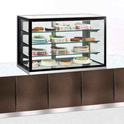 Vitrina frigorifica pentru cofetarie/ patiserie 750 litri