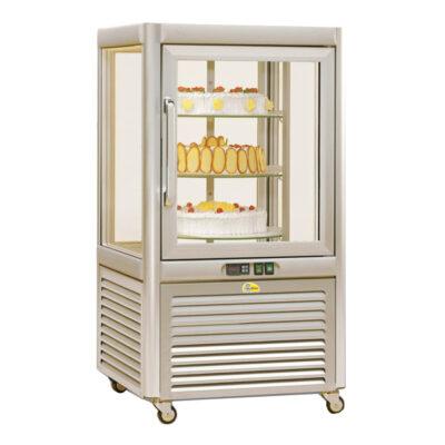 Vitrina congelare pentru gelaterie 200 litri