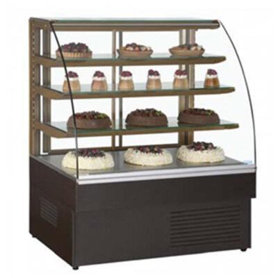 Vitrina frigorifica pentru cofetarie/patiserie LINZ 1500mm
