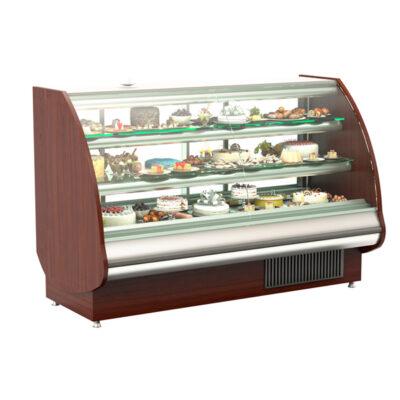 Vitrina frigorifica pentru cofetarie SALZBURG, 1310mm