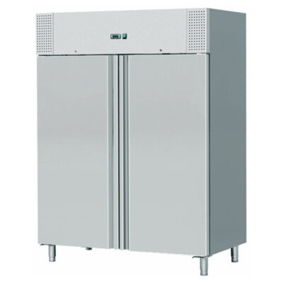 Dulap frigorific din inox cu 2 usi, 1145 litri