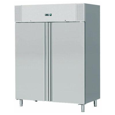Dulap frigorific din inox cu 2 usi, 1333 litri