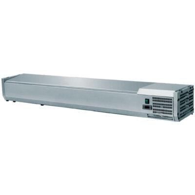 Unitate frigorifica compartimentata cu capac 1200x335mm