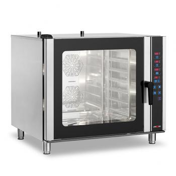 Cuptor electric digital pentru patiserie si panificatie MIZAR, 6 tavi 600x400mm