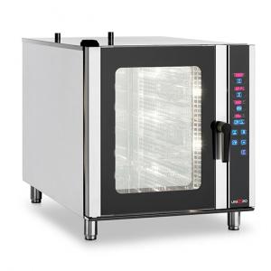 Cuptor electric digital pentru baghete MIZAR, 5 tavi 400x800mm