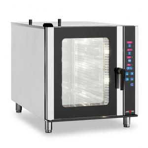 Cuptor electric digital pentru baghete MIZAR, 6 tavi 600x400mm