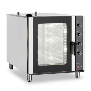 Cuptor electric pentru baghete MIZAR, 6 tavi 600x400mm
