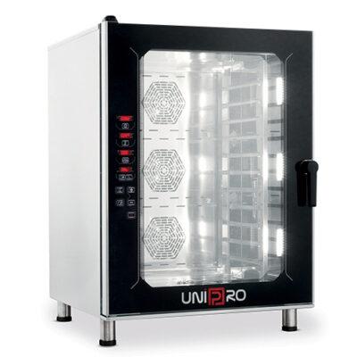 Cuptor electric digital pentru patiserie si panificatie AVIOR, 10 tavi 600x400mm