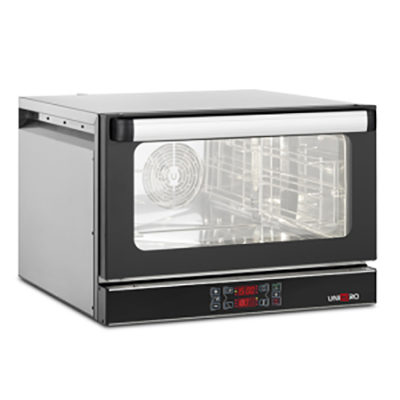Cuptor electric digital pentru patiserie SIRIO, 3 tavi 342x242mm