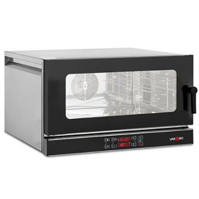 Cuptor electric digital pentru patiserie SIRIO, 3 tavi 460x330mm