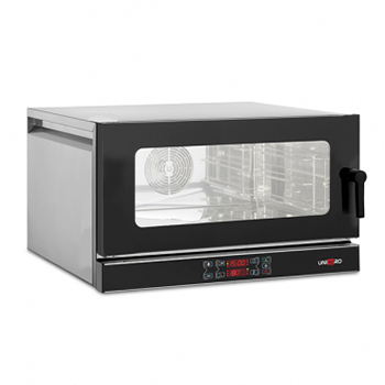 Cuptor electric digital pentru patiserie SIRIO, 3 tavi 600x400mm