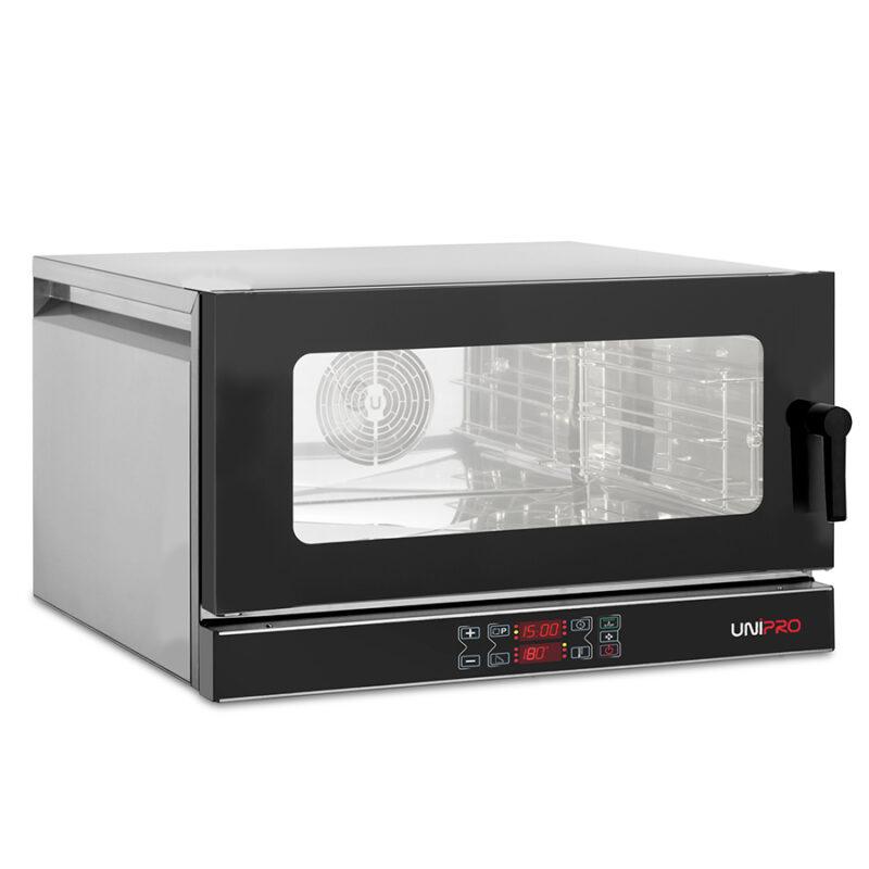 Cuptor electric digital SMART, 4 tavi GN1/1 sau 4 tavi 600x400mm
