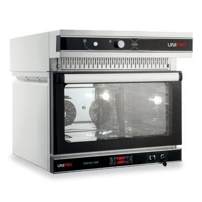 Cuptor electric digital SMART PLUS, 4 tavi GN1/1 sau 4 tavi 600x400mm