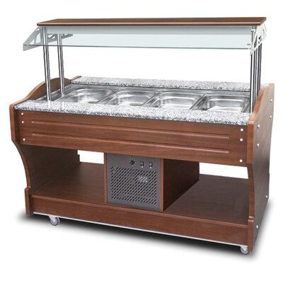 Bufet frigorific, 1550mm