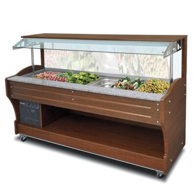 Bufet frigorific, 2200mm