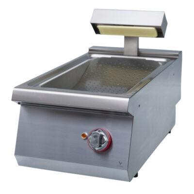 Aparat de mentinut cartofii la cald, 400x920x280mm