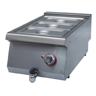 Bain marie electric, 400x920x280mm
