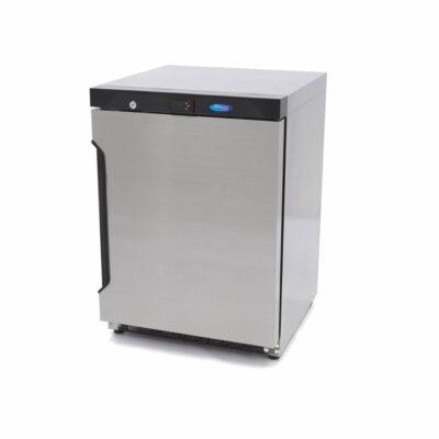 Mini congelator din inox, 200 litri