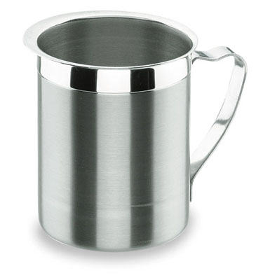 Cana de inox pentru apa / lapte
